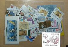 Cept Europa 1992 ** annata completa MNH year beautiful complete CON ALBANIA ALL