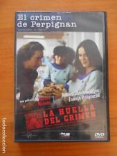 DVD EL CRIMEN DE PERPIGNAN - LA HUELLA DEL CRIMEN - AITANA SANCHEZ-GIJON (2I)