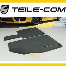 -40% ORIG. Porsche 911 991/718 981/982 Fußmatten/Floor mat Rechtslenker/RHD/UK-V