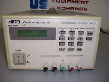 9276 AMREL PPS-10710 PROGRAMMABLE DC POWER SUPPLY