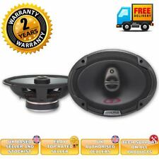 "ALPINE SPG-69C3 6x9"" 350W 3 Way Car Radio Stereo Audio Speakers Door Shelf New"