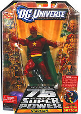 DC UNIVERSE CLASSICS WAVE 15 FIGURE 6: STARMAN ACTION FIGURE JUSTICE SOCIETY