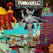 Funkadelic - Standing On The Verge Of Getting It On LP RE NEW / SEASHORE BLUE