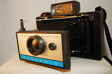 Polaroid Automatic 210 packfilm camera, fp100c,converted aaa,lomography creative