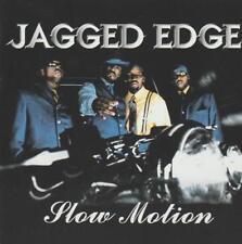 Jagged Edge PROMO w/ Artwork MUSIC AUDIO CD JD's Remix Instrumental 6t CSK 41192