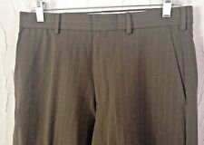 DOCKERS individual fit relaxed fit olive green casual or dress Pants size 30x30