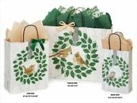 FARMHOUSE BIRDS Design Party Gift Paper Bag ONLY Choose Size & Pack Amount