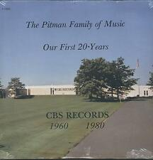 Pitman CBS LP BOB DYLAN PAUL McCARTNEY PINK FLOYD BRUCE SPRINGSTEEN PROMO SEALED