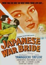 Japanese War Bride DVD NEW
