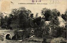 CPA St-Georges de Reintembault-Moulin de la Planche (265317)