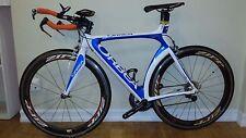 Orbea Ordu 2005 (size 54)  w/Zipp 404 race wheels