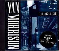 Van Morrison – Too Long In Exile - CD 1993