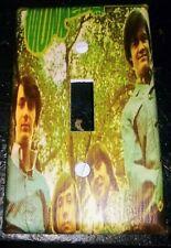 Custom Handmade The Monkees Single Toggle Light Switch Cover