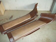OEM 1971-1976 Cadillac Coupe Deville Interior Rear Upper Panel Pair Left Right