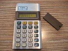 Canon Palmtronic LC 8M  Taschenrechner .  Alt  30 Jahre