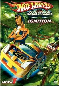 HOT WHEELS - ACCELERACERS IGNITION NEW DVD