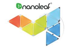Nanoleaf Light Panels - Smarter Kit - 9+3 Panels 12 Total