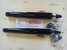 VAUXHALL CORSA C PAIR OF REAR SHOCK ABSORBERS 1.0 1.2 (2000-2006) LH + RH
