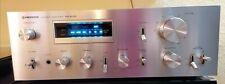 Amplificatore Pioneer SA 608 stereo amplifier silver hifi vintage SA-608