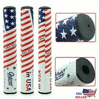 Brand New GUIOTE USA 3.0 Large Oversize Putter Grip Outside diameter 1.3 inch