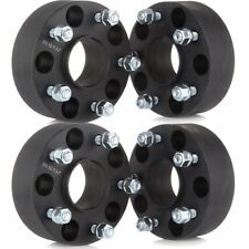 "4X 2"" 5x5 5x127 Hubcentric Wheel Spacers For Jeep Wrangler Grand Cherokee"