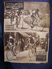 Miroir Sprint Junio 1949 Bicicleta Nº158 junio 1949 Tour de Francia