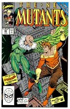 NEW MUTANTS #86(2/90)1:CABLE/STRYFE(*CAMEO)1:MUTANT LIBERATION FRONT(CGC IT)NM!!