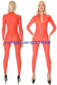 Sexy 23 Color Lycra Spandex Catsuit Costumes Unisex Sexy Body Suit Costumes F366