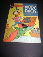 1969 WALT DISNEY MOBY DUCK #6 THE SINISTER SWORDFISH PILOT GOLD KEY COMICS