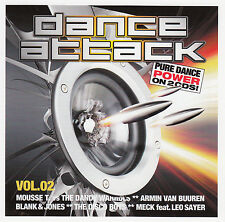 DANCE ATTACK - VOLUME 2 / VARIOUS ARTISTS / 2 CD-SET - NEU