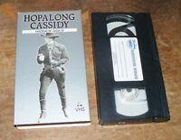 Hopalong Cassidy Hidden Gold 611 B/W VHS Burbank Video
