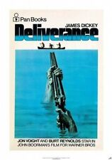 DELIVERANCE BY JAMES DICKEY CLASSIC BOOK COVER POSTER 59 x 84CM POSTER NEW