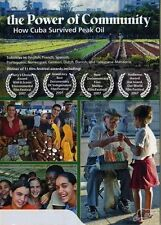 The Power of Community DVD - Global Energy, Peak Oil, Doco, Sustainability, film