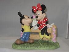 Disney Showcase Our Love Has No Boundaries.  By Precious Moments NIB