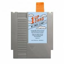 NES 1 UP Retro Video Game Console Cleaner 🕹 Cleaning Kit 🕹 1UP Card 🕹