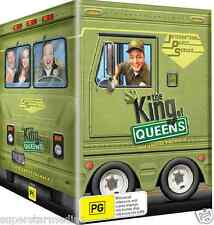 The King Of Queens : Complete Collection : SEASON 1-9 : NEW DVD