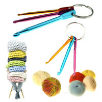 3pcs/set Single-head Crochet Multiple Knitting Hook Needles DIY Jumbo Braid Gy