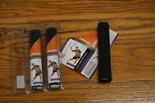 Head TACKI-MAC IRT PRO RACQUETBALL Replacement Grip BLACK,THREE SETS
