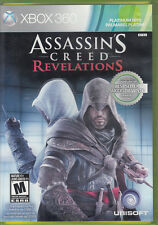 Assassin's Creed: Revelations (Microsoft Xbox 360) Complete