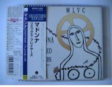 Madonna REMIXED PRAYER mini album WPCR-1505 Japan press w/obi