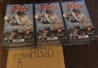2009 Topps Series 1 Baseball Hobby Box Factory Sealed Obama SP & Legends Of Game