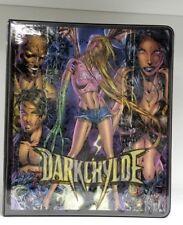 Darkchylde Collectible Trading Card Binder Album