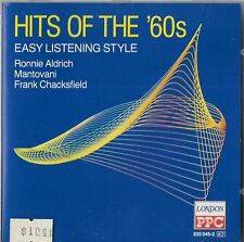 Aldrich Chacksfield Mantovani  Easy Listening Style 60's Phase 4 CD West Germany