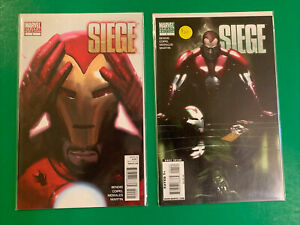 Siege 1 4 Nm Dell Otto Variant Lot Of 2