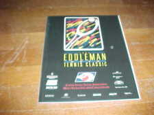 1996 The Eddleman Pro Tennis Classic Tennis Program Brook Highland Racquet Club