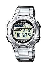 Digitale polierte Armbanduhren mit Chronograph für Erwachsene
