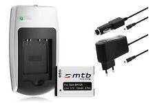 Chargeur+Batterie EA-BP70A pour Samsung MV800, PL20, PL21, PL80, PL81, PL90