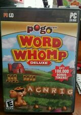 Word Whomp Deluxe  - PC GAME - FAST POST