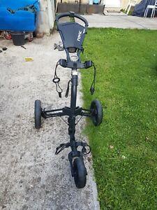 Clicgear Rovic RV2L 3 Wheels Trolley - Black