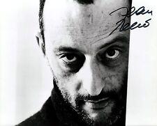 Jean Reno signed unique 8x10 photo / autograph Leon The Professional